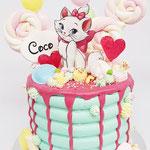 Aristokat Cake Marie, Coco, Taart Den Bosch