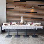 Rustique SemiNake SweetTable, Femke en Petr, Wedding SweetTable Den Bosch