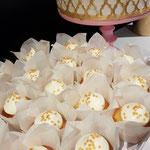 SweetTable Wedding, Golden Confetti CupCakes, Golden Love Sweet Table, Sweettable Den Bosch