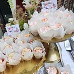 Wedding SweetTable Elaine en Maikel, lokatie Klooster Bethlehem te Haren