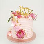 Pie of Pink Beauty, Juliette, Taart Den Bosch