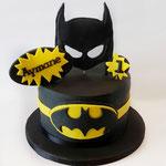 Batman taart, Aymane, taart Den Bosch