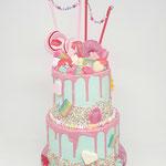CandyCake, Luna en Isabel, Taart Den Bosch