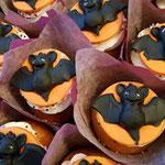 Halloween CupCake, bat Cupcake, Cupcakes Den Bosch
