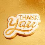 Koekje als bedankje, cookies Den Bosch