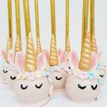 Cakepops Unicorn. CakePops Den Bosch