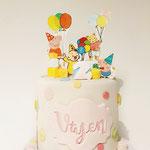 PartyTime Cake, Vajen 2 jaar, Taart Den Bosch