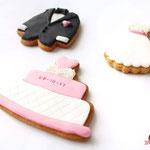 Bruid en Bruidegom Cookies, Trouwkoekjes Den Bosch, Koekjes Den Bosch