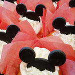Disney CupCakes, Mandy en Vincent, Bruidstaart Den Bosch