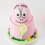 Barbapapa taart, Barbapapa Cake, Taart Den Bosch