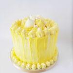 SweetTable Yelllow, Jose Cuypers Mode Nuenen, Raspberry Cake, Sweettable Den Bosch