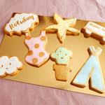 Fijne Vakantie Cookies, Cookies Den Bosch