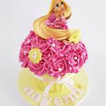 CakeSmash Rapunzel, Giant CupCake, Taart Den Bosch
