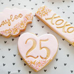Kaylee 25 jaar SweetTable, Sweettable Den Bosch