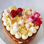 Toefjes CakeTaart Demi, Demi 22, Taart Den Bosch