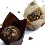 Triple Choco en Salted Choco, CupCakes Den Bosch