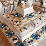 WeddingCupCakes en Donuts, Josje en Tim, WeddingCupCakes Den Bosch