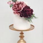 Autumn Wedding Cake, Bruidstaart Den Bosch, Weddingcake Den Bosch
