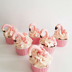 SweetTable Flamingo, Flamingo CupCake, Sweettable Den Bosch