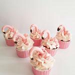 SweetTable Flamingo, Flamingo CupCake, Sweettable Den Bosch