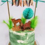 Jungle Cake, Roxy, Taart Den Bosch