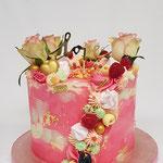 Love for Colour Cake, Taart Den Bosch