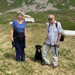 Oxana mit Rita und André