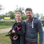 Onera mit Sabine und Tobias