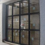 Stahlfenster Wärmeschutzglas 24 mm