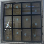 Stahlfenster Profile Winkel 30 / 30 / 3,0