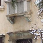 Villa Pavin (particolare)