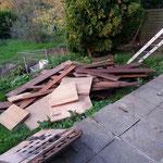 Entrümpelung des Dachbodens