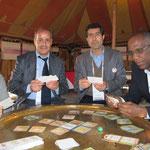 Les partenaires du Maghreb du jeu Sauvons l'Oasis