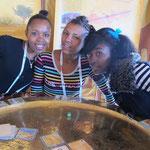 Des lycéennes ambassadrices du jeu Sauvons l'Oasis