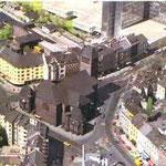 Martinskirche (von oben)