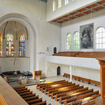 Friedenskirche (von der Empore)
