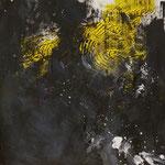 Farbe, 2012, Acryl auf Papier,  ca. 40 x 40 cm