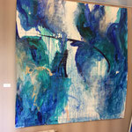Blau-Grünes Bild 3