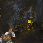 Farbe, 2012, Acryl auf Papier,  ca. 30 x 40 cm