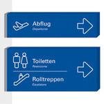 Piktogrammsystem Hamburg Airport