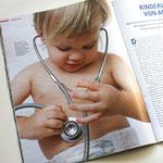 DAK-Gesundheit Mitgliedermagazin fit
