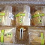 シフォンケーキ5個+レモンソース
