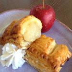 アップルパイ(バターとりんごがベストマッチ)