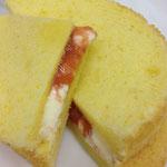 じんわ~り人気のルバーブサンドケーキ