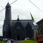 Donegal, église