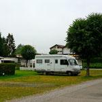 Au camping Christophorus à Kirchberg (Allemagne)