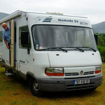 Au camping Autocamp Blagaj