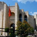 Krujë, la forteresse