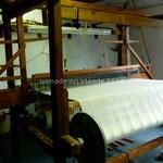 Métier à tisser pour le tweed