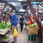 Zadar, marché